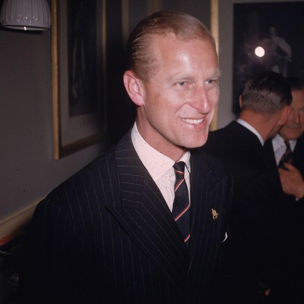 Recordemos al príncipe Felipe con estas increíbles fotos