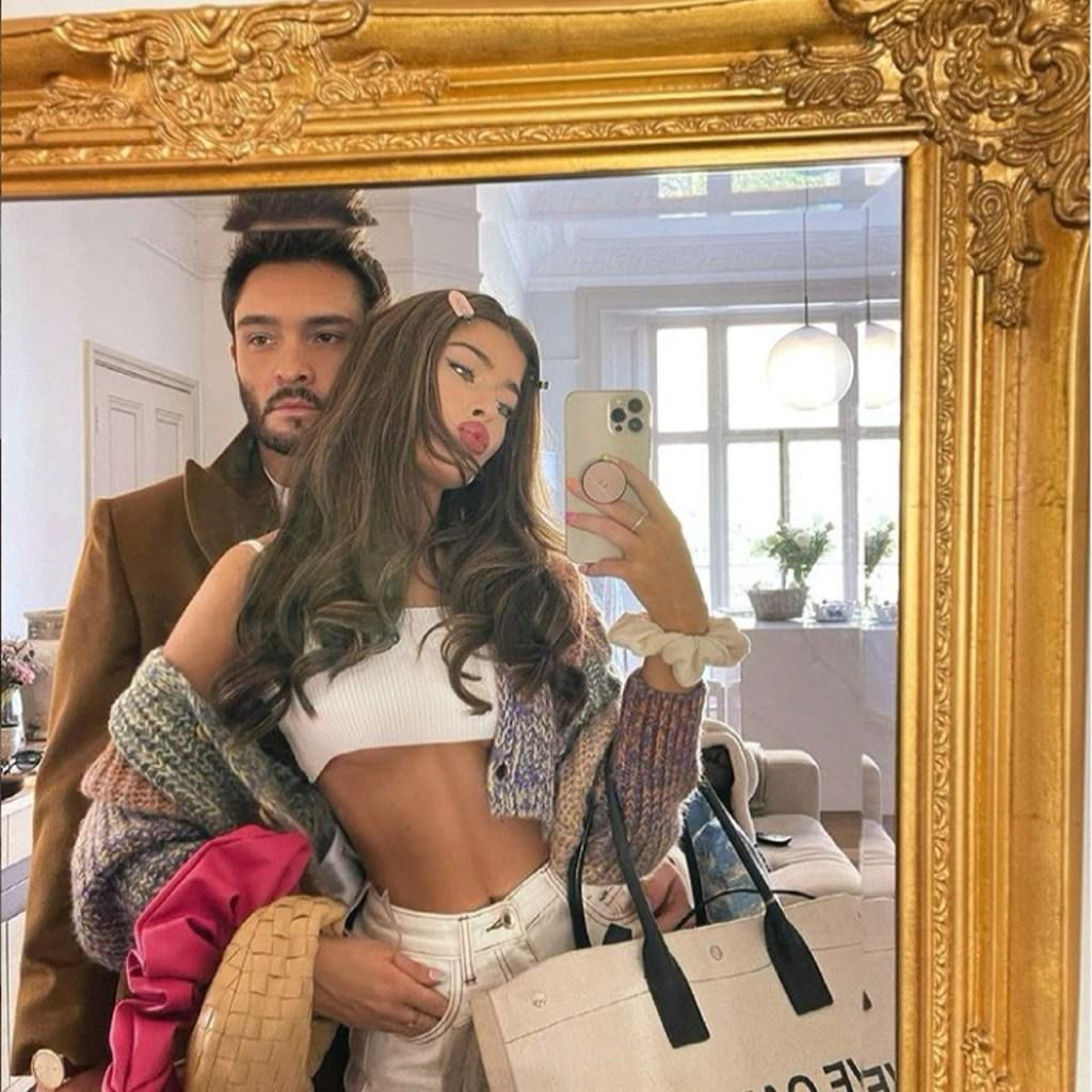 Ed Westwick y su novia acaban de tener la vacación más Gossip Girl ever