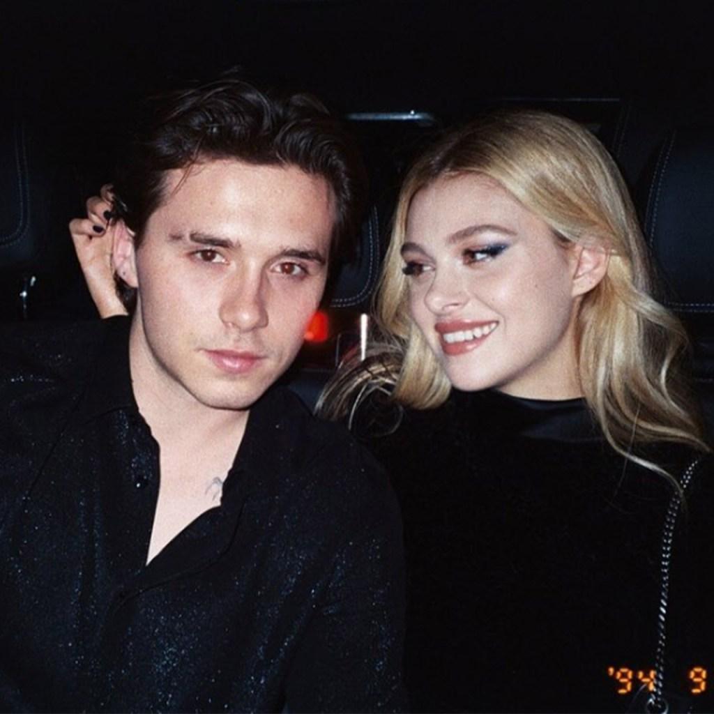 Te presentamos a las novias de Romeo y Brooklyn Beckham