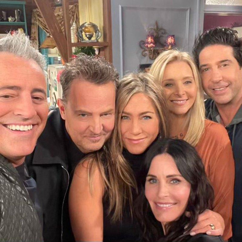 """¡Ya casi llega """"Friends: The Reunion""""! Y explotamos de emoción"""