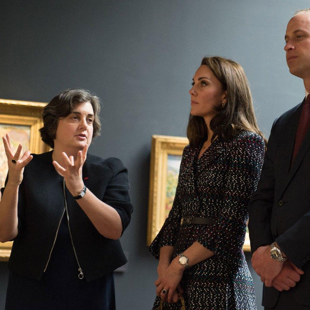 Ella será la primera mujer encargada de dirigir el Museo del Louvre