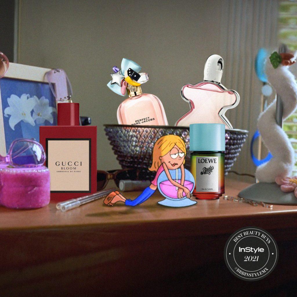 Conviértete en parte del jurado de los Best Beauty Buys y vota por tu envase de perfume favorito
