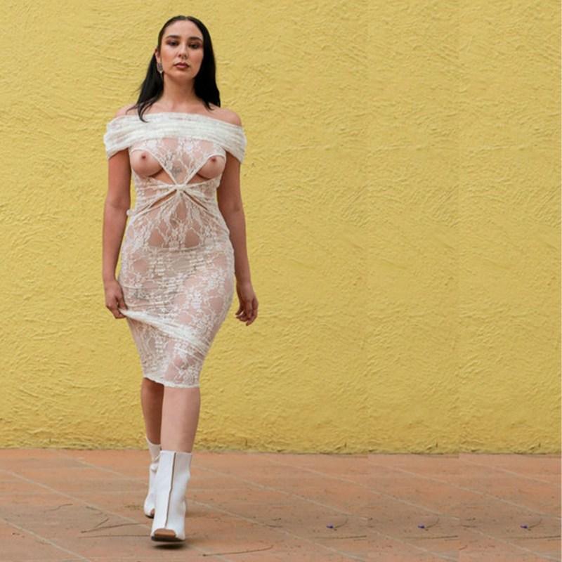 Kim Kardashian diseñador mexicano Barragán