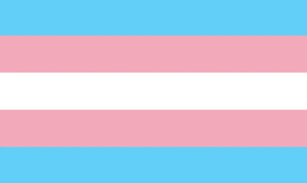 banderas lgbt trans
