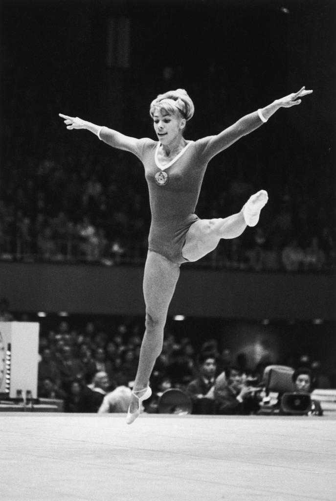 mujeres con más medallas juegos olímpicos