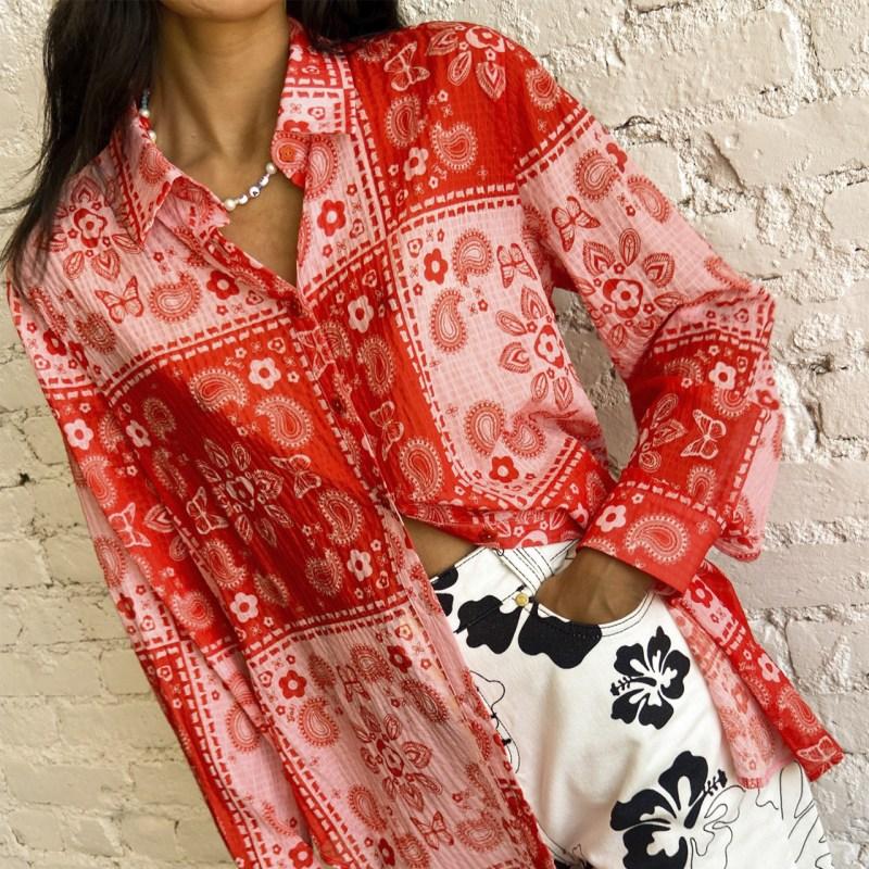 camisa patchwork craftcore