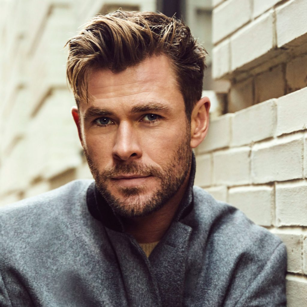 Con esta entrevista confirmamos que amamos al actor Chris Hemsworth