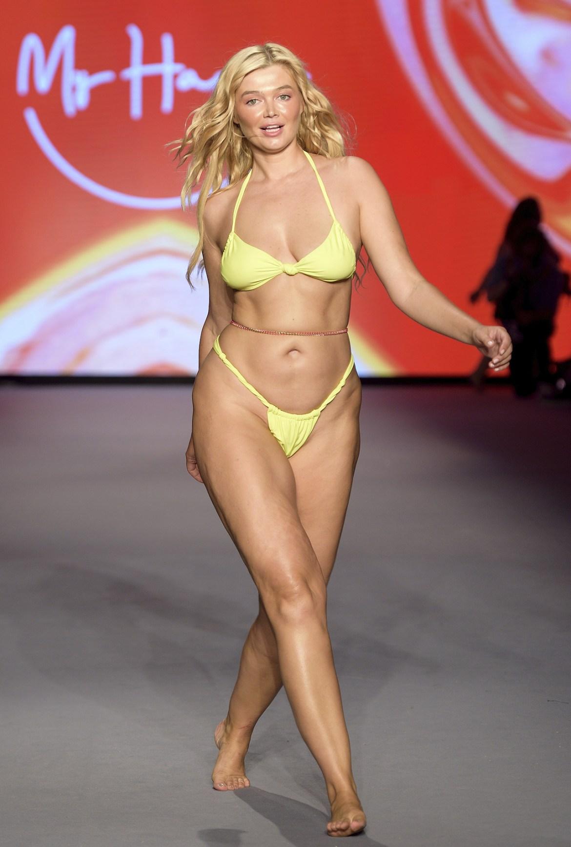 bikini Stefi Roitman