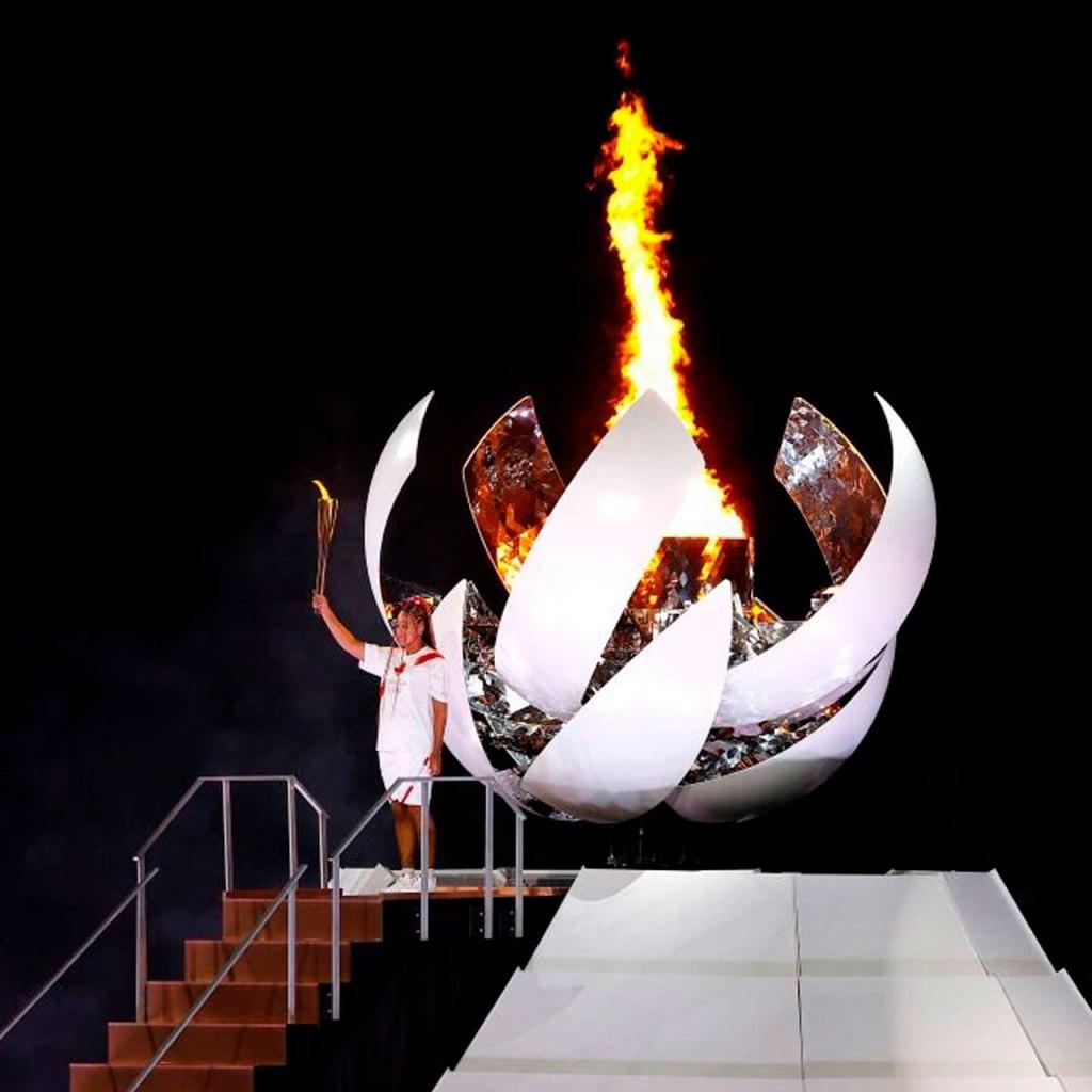 Los 5 momentos más top de la inauguración de los Juegos Olímpicos Tokio 2021