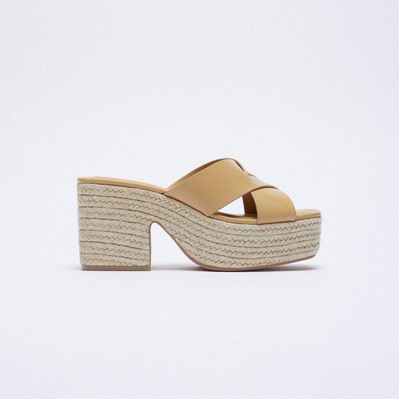 sandalias estilo polly pocket