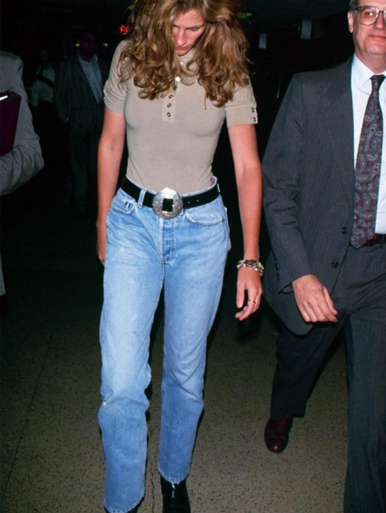 jeans de los 90