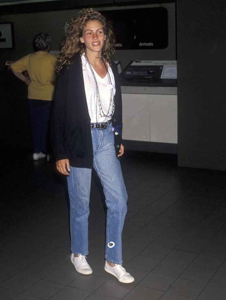 julia roberts jeans