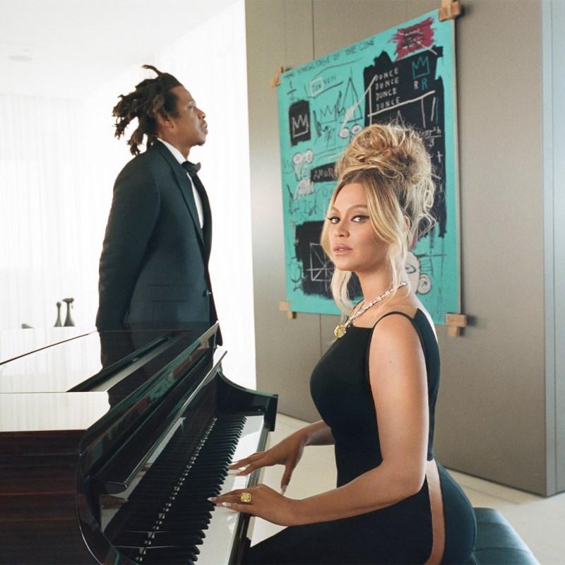 Beyoncé y Jay-Z protagonizan la nueva campaña de Tiffany: About Love