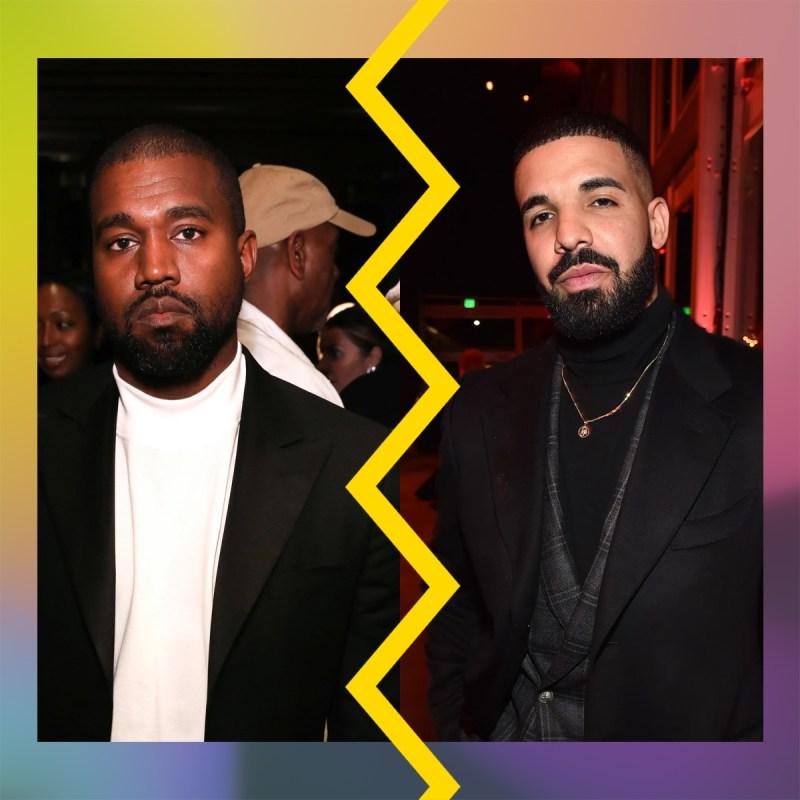Lo que necesitas saber sobre la pelea entre Drake y Kanye West