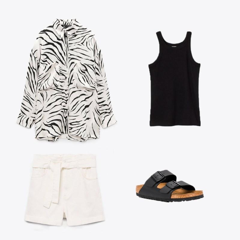 outfit inspirado en Twilight