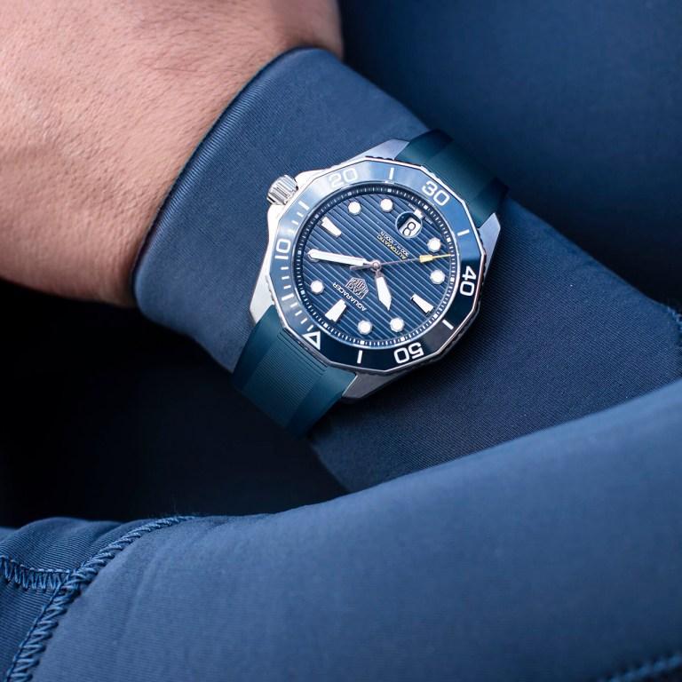 TAG Heuer trae el reloj perfecto para convertirse en tu compañero de aventuras