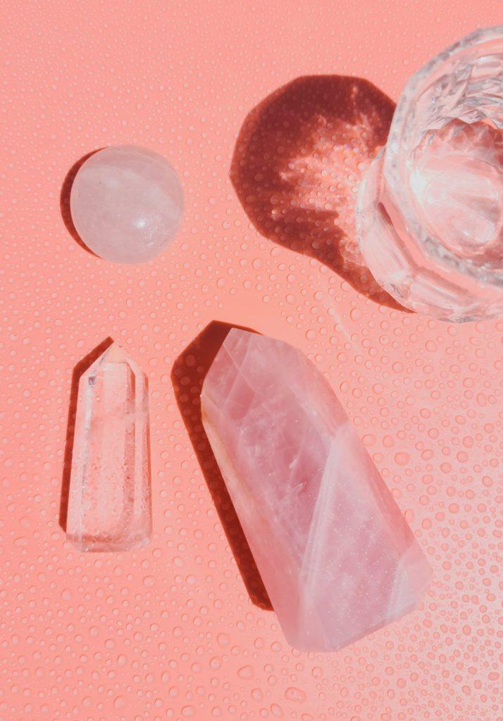 cuarzo rosa propiedades