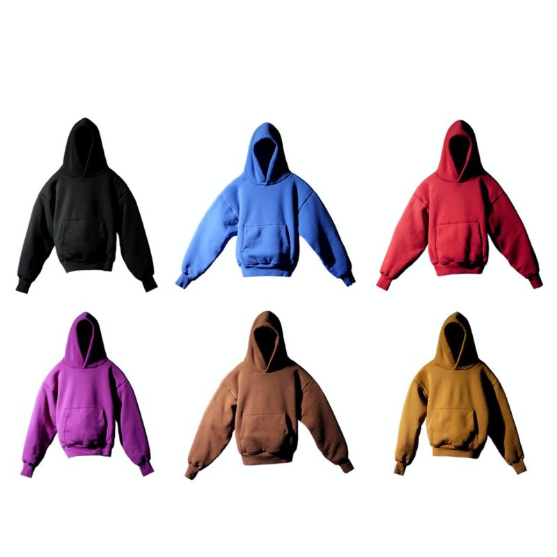 Kanye West reveló la nueva hoodie Yeezy X Gap y  todos la queremos
