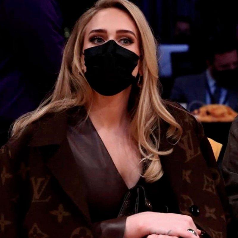 Adele llevó un total look en tonos cafés a su date con Rich Paul. Así lo puedes recrear
