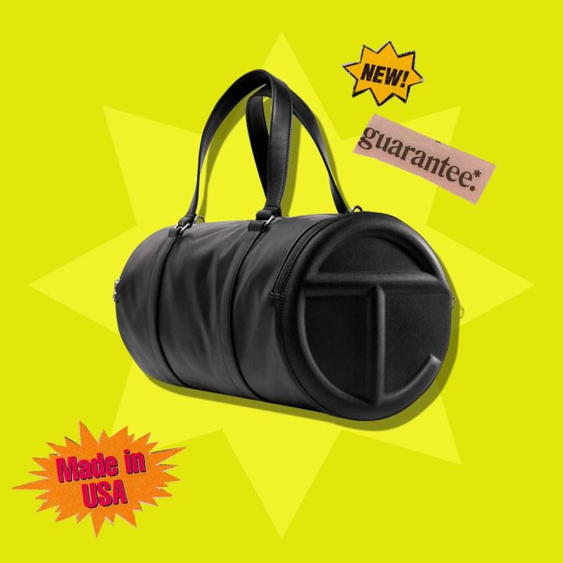 Telfar tiene un nuevo bolso y lo puedes comprar por televisión. What?