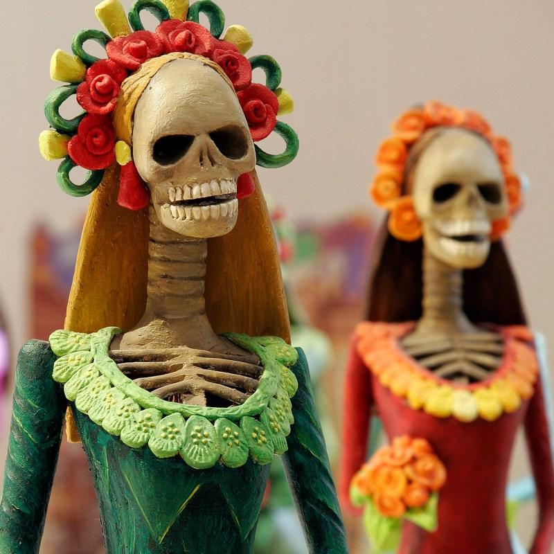 Te contamos la historia de La Catrina, el personaje infaltable en el Día de Muertos