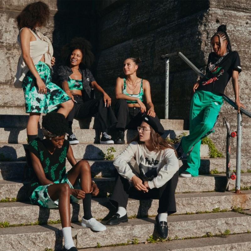 H&M x No Fear: la collab que te hará revivir los 90 ya está la venta