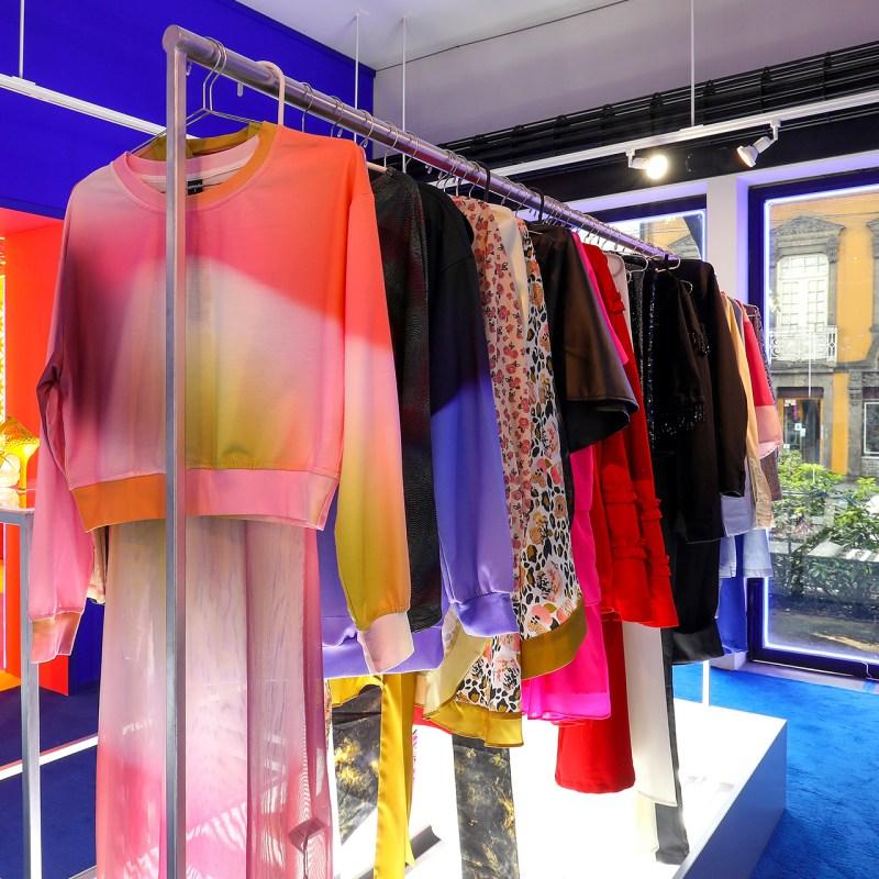 La pop-up store de Shein que muestra su trabajo con diseñadores mexicanos