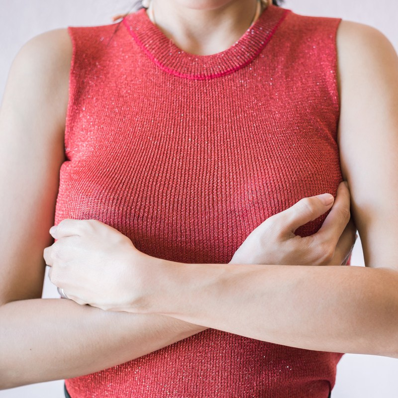 Síntomas del cáncer de mama que quizá no conocías