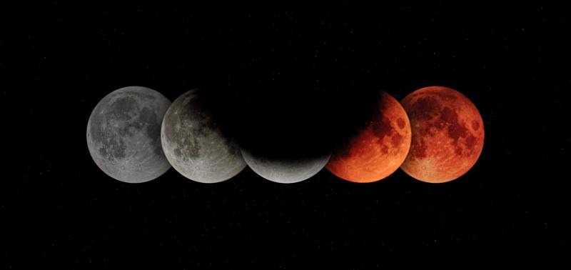 luna nueva octubre