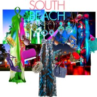 Hot Summer Obsession: Presenting The South Beach Look!