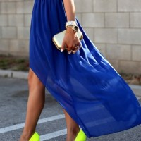Fashion Personality: I'm High & Low For These Mullet Dresses!