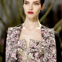 BRIGHTLY FLORAL: DIOR HAUTE COUTURE S/S 2013 COLLECTION + VIDEO!