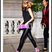 Walk This Way: With Jimmy Choo Newest Spring 2013 Campaign + Video!