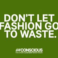 Don't Let Fashion Go To Waste: With H&M New Conscious Collection 2013 + Videos!