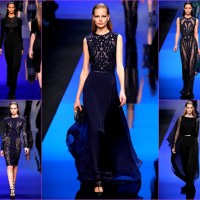 ELEGANCE COMES WITH SEQUINS VIDEO: With #PFW Elie Saab 2013 F/W Collection!