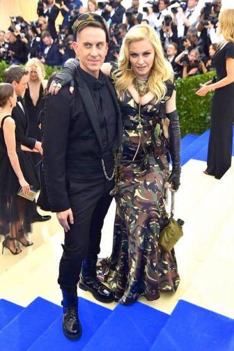 Madonna & Jeremy Scott