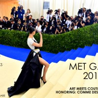 MET GALA 2017: Styling Meets Celebration With Comme des Garcons Honor & Fab Looks!