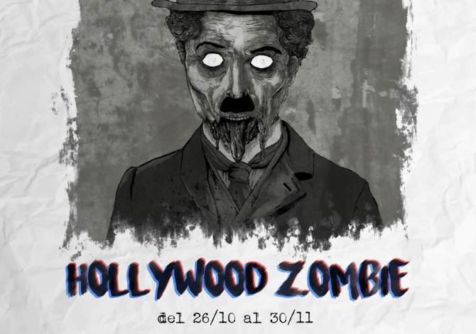 Hollywood Zombie. Ínsula Art Space