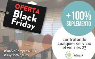 Oferta irresistible: ¡Contrata en el Black Friday!