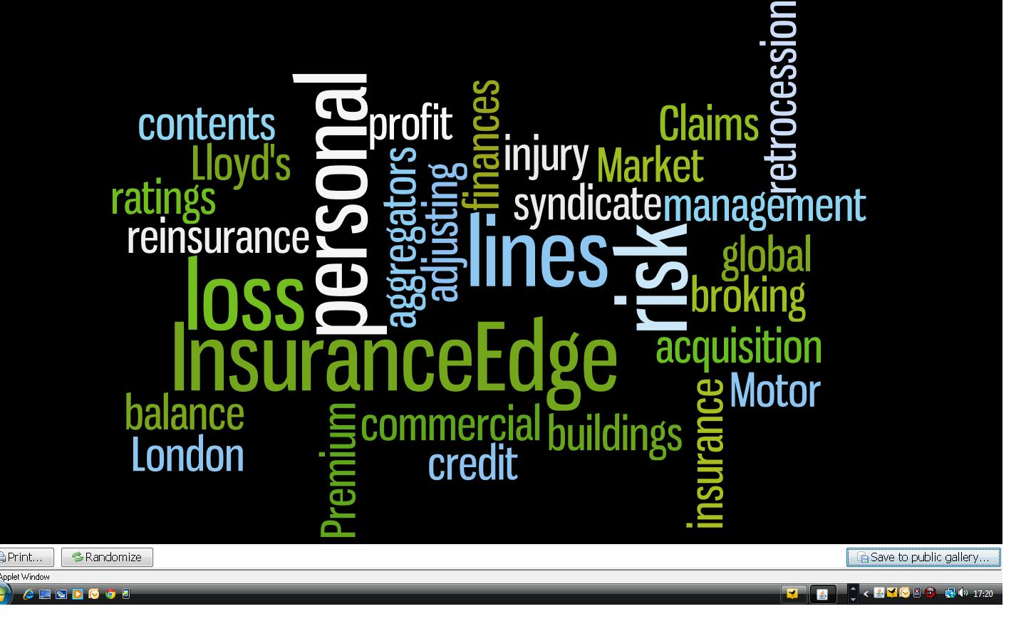 Insurance Edge Cloud