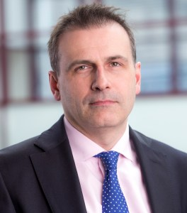 Evans; outlined the ABI's top 10 savings and insurance priorities