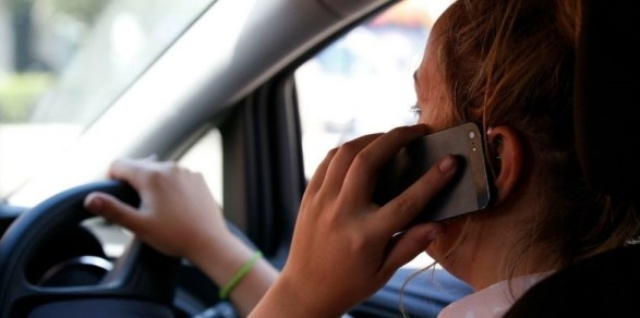 RAC mobile phone use while driving