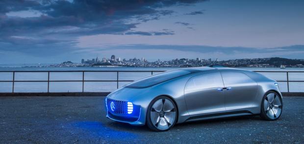 mercedes autonomous prototype
