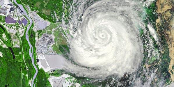 willis towers hurricane