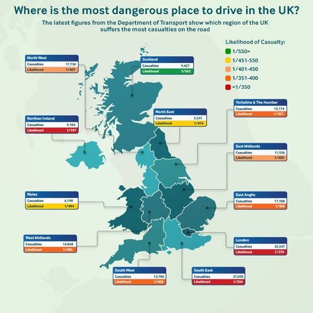 worst drivers in uk survey select leasing