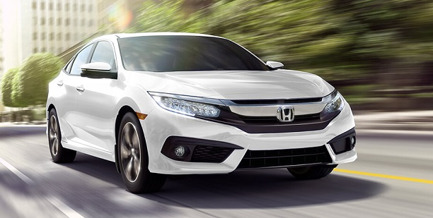 Honda civic one of most stolen and recovered cars usa