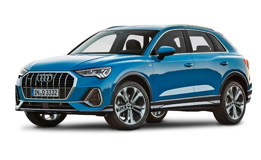 audi q3 SUV safety standards