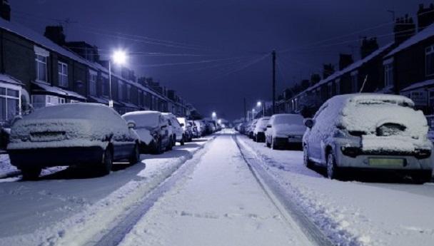 rac snow warning uk