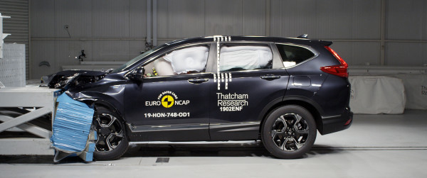 First 2019 Cars at Thatcham Research Win 5 Star Safety