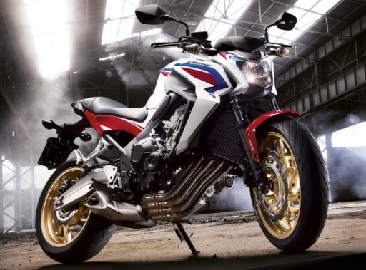 Honda CBR650F 2014 model